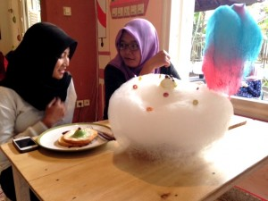 cotton inc cafe malang