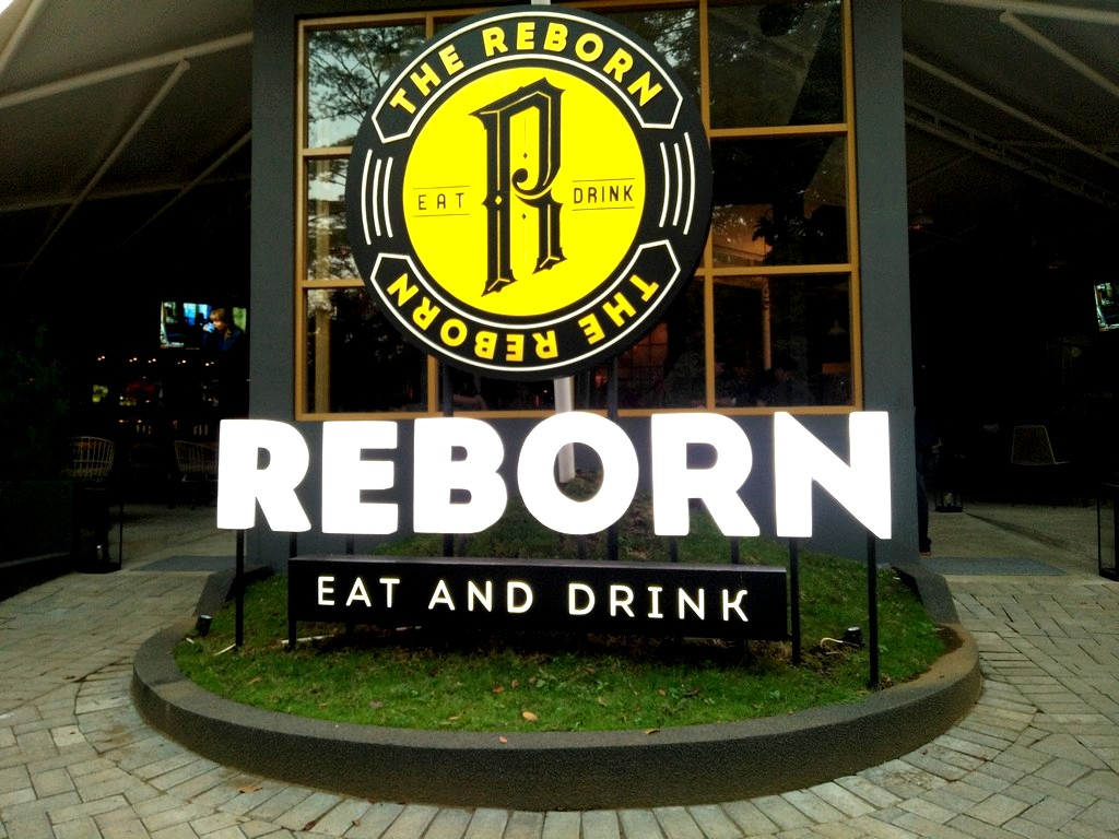 Reborn Eat and Drink Resto Baru Berkonsep Homey